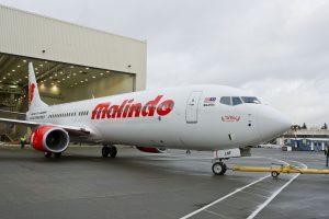 Malindo Air Plane