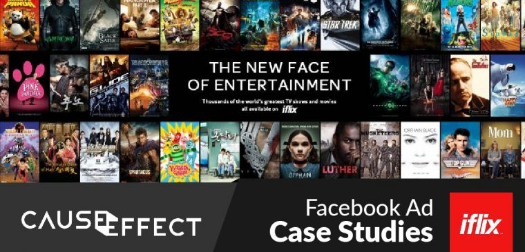 How to sell iflix through facebook ads cause effect how to sell iflix through facebook ads stopboris Images