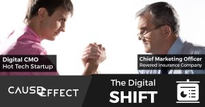 Digital vs Traditional CMO